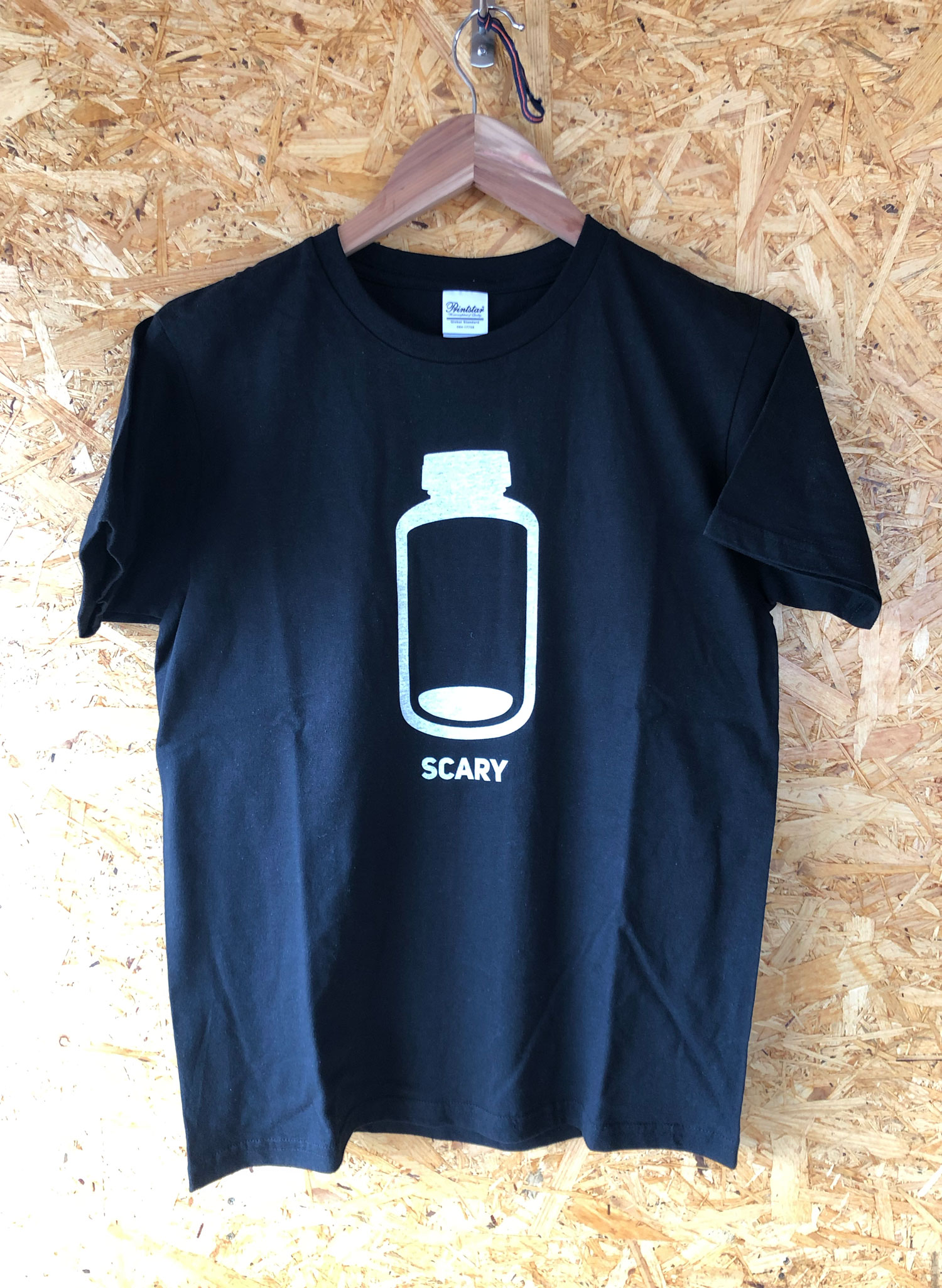 SCARY Tシャツ